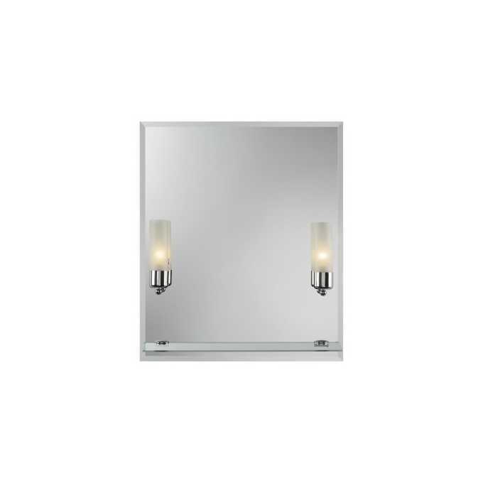 Lustro łazienkowe – elegancka i praktyczna dekoracja wnętrza
