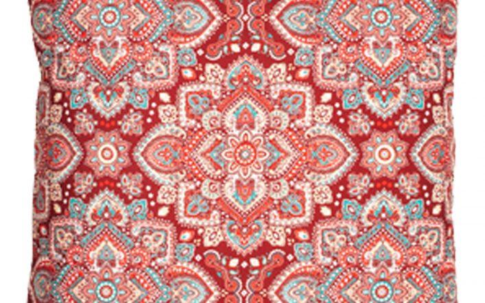 Kolorowe poduszki ożywią każde wnętrze.
